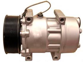 Nissens 89474 - Compresor aire acondicionado MAN TGL