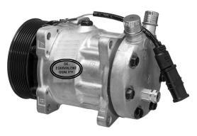 NRF 32711G - Compresor Aire acondicionado MAN L2000