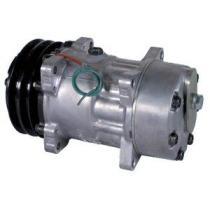 Nissens 89141 - Compresor aire acondicionado RENAULT MAGNUM 04-