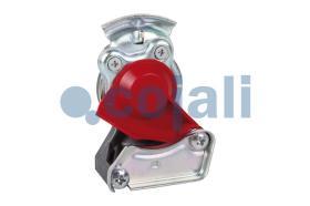 Cojali 6001427 - CABEZA ACOPLAMIENTO STANDAR 22X150 ROJA