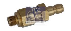 Diesel Technic 112856 - Válvula de purga de aire
