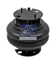 Diesel Technic 125886 - Fuelle de suspensión neumática