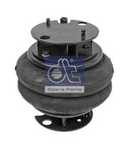 Diesel Technic 125887 - Fuelle de suspensión neumática