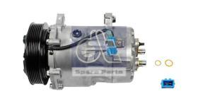 Diesel Technic 1125027 - Compresor