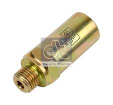 Diesel Technic 212374 - Válvula de rebose