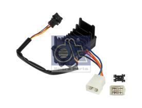Diesel Technic 382186 - Motor del ventilador