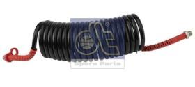 Diesel Technic 410123 - Serpentina de aire