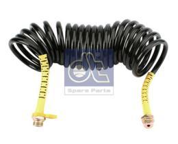 Diesel Technic 410228 - Serpentina de aire