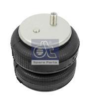 Diesel Technic 481373 - Fuelle de suspensión neumática