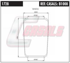 CASALS B1008 - FUELLE.SUS.NEUMATICA 720N