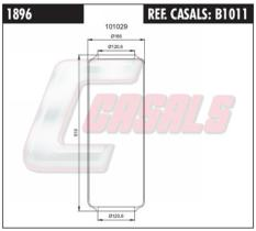 CASALS B1011 - FUELLE SUS.NEUNMATICA 884N