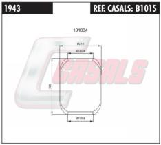 CASALS B1015 - FUELLE SUSP. NEUMATICA 928 N