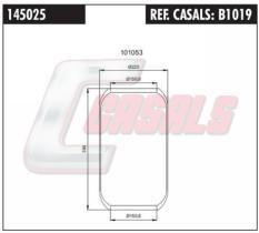 CASALS B1019 - BOTELLA SUS.NEUMATICA IVECO 1885N1